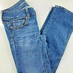 American Eagle Artist Straight Jeans Size 2 CX36